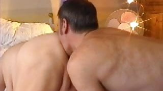 HOT FUCK #98 (Fat Granny fucked by her Husband)