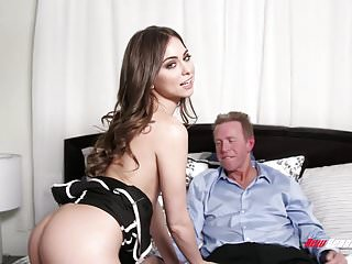 Pornhub girls watching penis get hard Riley reid gets fucked hard while hubby watches