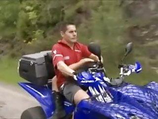 Karting and french lick and indiana - Chupandole la polla mientras conduce un kart