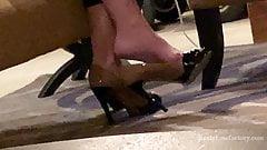 Night Club Shoeplay