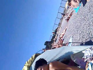 Nude teen ukrainian - Odessa nude beach 7
