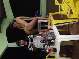 Sexy zona international - Novinha chapada peladinha na zona
