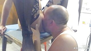 Cunnilingus. Pussy licking. I like eating pussy, I am the best.