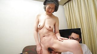 mature japanese woman in forced orgasm
