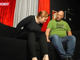 Wife fucks her boss Letsdoeit - horny german wife fucks her husbands boss