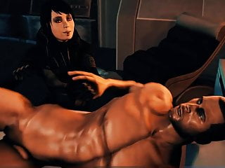 Mass effect and alien sex - Mass effect kasumi visits shepard