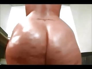 Gay with fat butts - Delicious fat butts shaking and