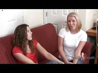 Amber from rock of love nude Amber and ashley play strip rock-paper-scissors