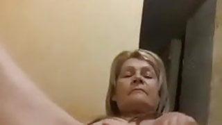 my mom masturbates