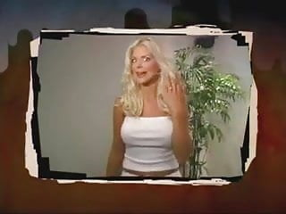Victoria silvstedt blowjob Donald trump tries to kiss and hit on victoria silvstedt
