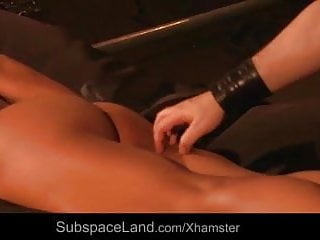 Bdsm pain whip free stream Master orgasms slave before giving whip pain