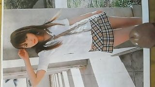 Nozomi Sasaki Cum tribute