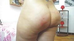 Hot Latina Milf Exposed