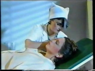 Horny nurses upskirts Pregnant babe with the horny nurse and doctor