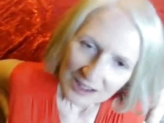 Blonde lover mature Home video - pale mature and her lover
