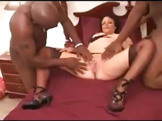 Black bred tgp Black bred pregnant wife taking some more creampies