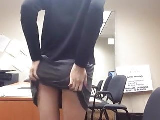 Sexy japanese office worker - Girl office worker secret masturbation