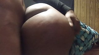 Fucking a big booty grandma from Kroger