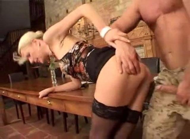Blonde Milf Big Tits Fucked