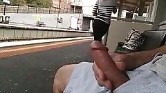 Public Masturbation Outside