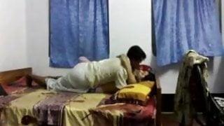 Telugu married aunty has sex with best friend – hot & romantic