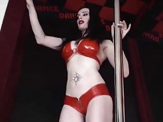 Jerrys naked rumble Rumble - vintage retro style pole dance striptease