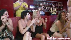 OMG my slutty exgf facialized by stripper