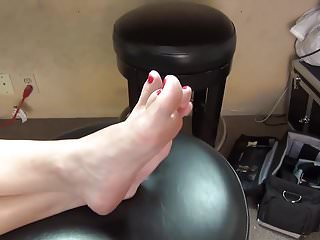 A3 bikini Bare foot amateur foot model a3