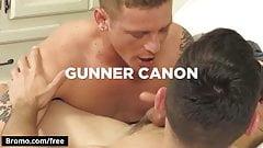 Bromo - Brenner Bolton with Gunner Cannon at Breed My Boyfri