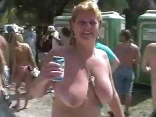 2008 rot rally naked - Fun at a nudist rally 13