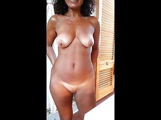 Nude on beack Wife nude on balcony 2