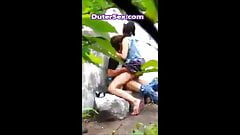 desi outdoor Bf & Gf love sex Hidden Camera