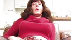 Angora Breast Bouncing