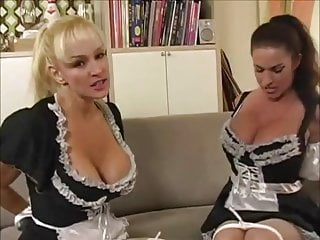 Adult sex comics french maids - French maids