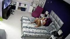 Spanisches Mädchen Masturbation mit versteckter Kamera 1