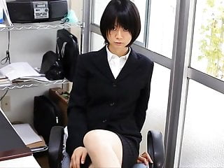Virgin radio duba - Turn on the radio - office girl teasing non-nude