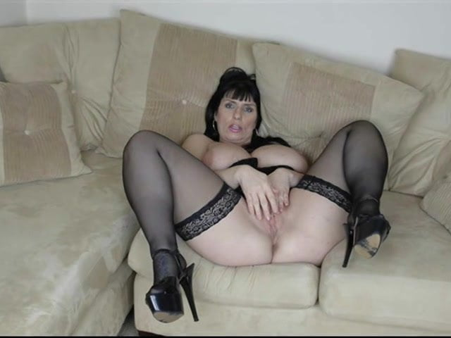 pantyhose old young sex tube