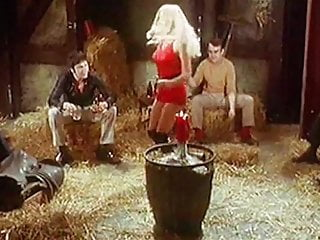 Maggie q sexy video Susie q - vintage blonde stripteases in barn 70s seventies