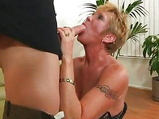 Granny old slut pic mature - An old slut enjoys a younger stud