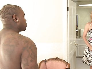 The amateur wiki Big black guy fucks the amateur wife hard and rough bbc