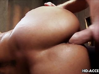 Marie luv deepthroat on - Black slut marie luv riding white cock and nailed hard