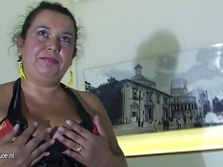 Paola lupi nude - Mature mom paola loves playing alone