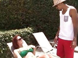 Hot gingers porn Savana ginger hot in bikini