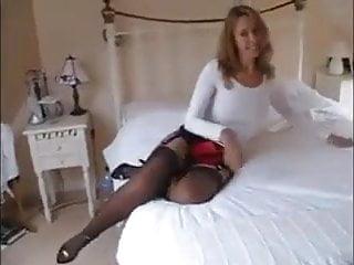 Porn mieder Girdle granny