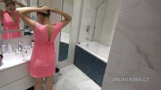 Hidden camera - perfect butt