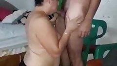 cuckold let me fuck his wife, part two