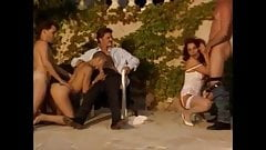 Classic French Group Sex