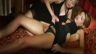 Very Hot Surprise Threesome