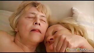 OmaPasS Amateur Grannies Porn Action Compilation