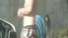 Bikini Pee Voyeur